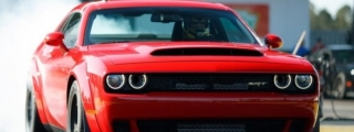 Dodge Challenger SRT Demon - Powertrain Highlights