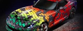 2015 Dodge Viper GTC Custom Introduced