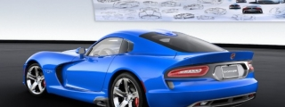 Dodge Viper GTC Customizer Launches with 25 Million Build Combinations