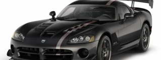 Dodge Viper Dies Again with Five Special Edition Models
