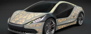 Geneva Preview: EDAG Light Cocoon Concept