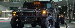 Gallery: EVS Motors Search & Destroy Hummer H1
