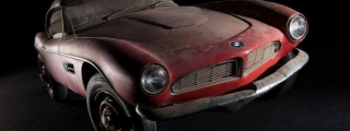 Elvis Presley's BMW 507 to be Restored in Germany