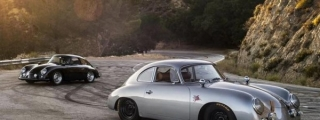 Emory Motorsports Porsche 356 Outlaws at Jay Leno's Garage