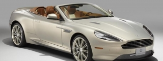 Equestrian-Themed Aston Martin DB9 Volante by Q