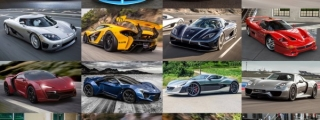 Exotics on Cannery Row 2016 Highlights