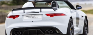 $166K Jaguar F-Type Project 7 Debuts at Pebble Beach