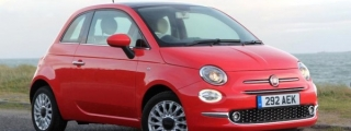 FIAT 500 1.2 Eco Launches in the UK