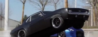 RC Car Tribute to Fast and Furious