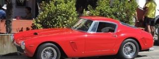 Euro Chic: Ferrari 250 GT Spotted in La Trinité-sur-Mer