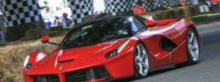 Greatest-Ever Ferrari Display Planned for 2015 GFoS