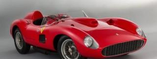 1957 Ferrari 335 S Scaglietti Sells for Record $35.7 Million