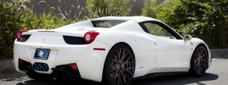 Tricked-Out Ferrari 458 Spider by SR Auto