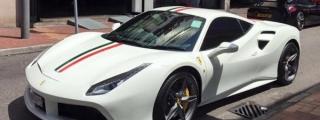 Ferrari 488 GTB Gets 458 MM Look Via Wrap