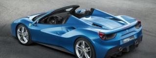 Official: Ferrari 488 Spider Unveiled