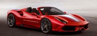 Rendering: Ferrari 488 Spider Speciale