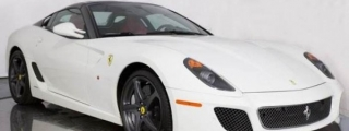 Would You Pay $1.6 Million for This Ferrari 599 Aperta?