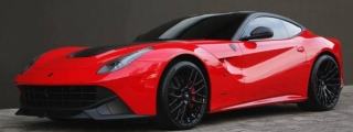 GTO-Style Ferrari F12 by RACE!