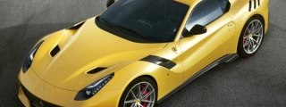 Official: Ferrari F12tdf