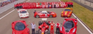 Ferrari Racing Days Shanghai 2015 - The Highlights