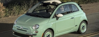Official: Fiat 500 1957 Edition Cabrio