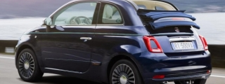 Official: Fiat 500 Riva Special Edition
