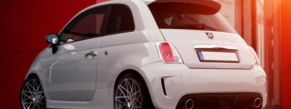 Fiat Abarth 500 Tuned by Pogea Racing