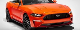 Ford Mustang GT Convertible Previewed in Unofficial Rendering