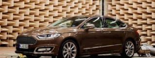Ford Mondeo Gets Noise-Cancelling Technology