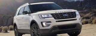 Official: 2017 Ford Explorer XLT Sport