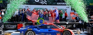 Ford EcoBoost V6 Victorious at Rolex 24