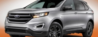 2018 Ford Edge Gets SEL Sport Appearance Pack
