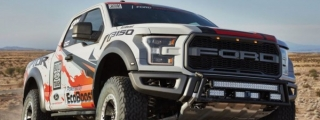 Official: 2017 Ford F-150 Raptor Race Truck