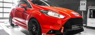 Ford Fiesta ST Boosted to 266 PS