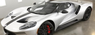 Official: Ford GT Competition Series