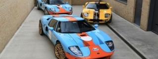 Gallery: Ford GT Triplets
