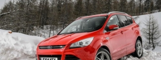 Ford Kuga Titanium X Sport Announced for UK