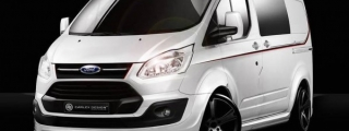 Ford Transit by Carlex Design UK
