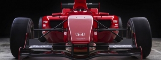 2015 Formula Lites Race Car Revealed
