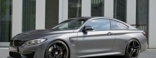 Sights and Sounds: G-Power BMW M4 GTS