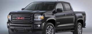 Official: 2015 GMC Canyon Nightfall Edition