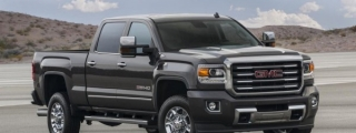 2015 GMC Sierra HD All Terrain Looks Fab