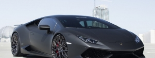 Mighty Fine: GMG Racing Lamborghini Huracan