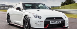 Gallery: First Nissan GT-R Nismo in the UK