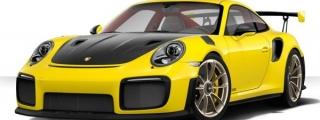 2018 Porsche GT2 RS Gets Thorough Online Customizer