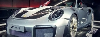 2018 Porsche 911 GT2 RS Revealed at Xbox Event