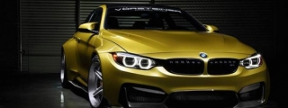 Official: Vorsteiner BMW M4 GTRS4