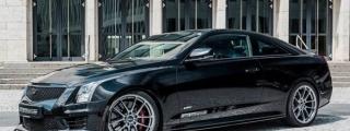 GeigerCars Cadillac ATS-V Packs 508 hp
