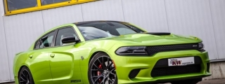 GeigerCars Dodge Charger Hellcat with KW Joints