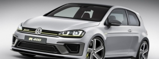 Golf R 400 Officially Unveiled at Beijing